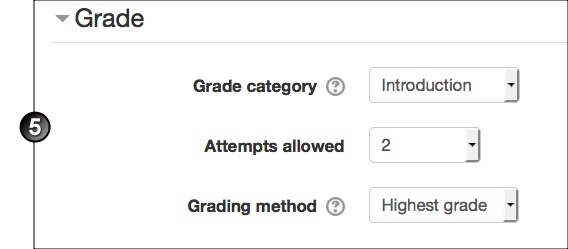 how to see answers in moodle