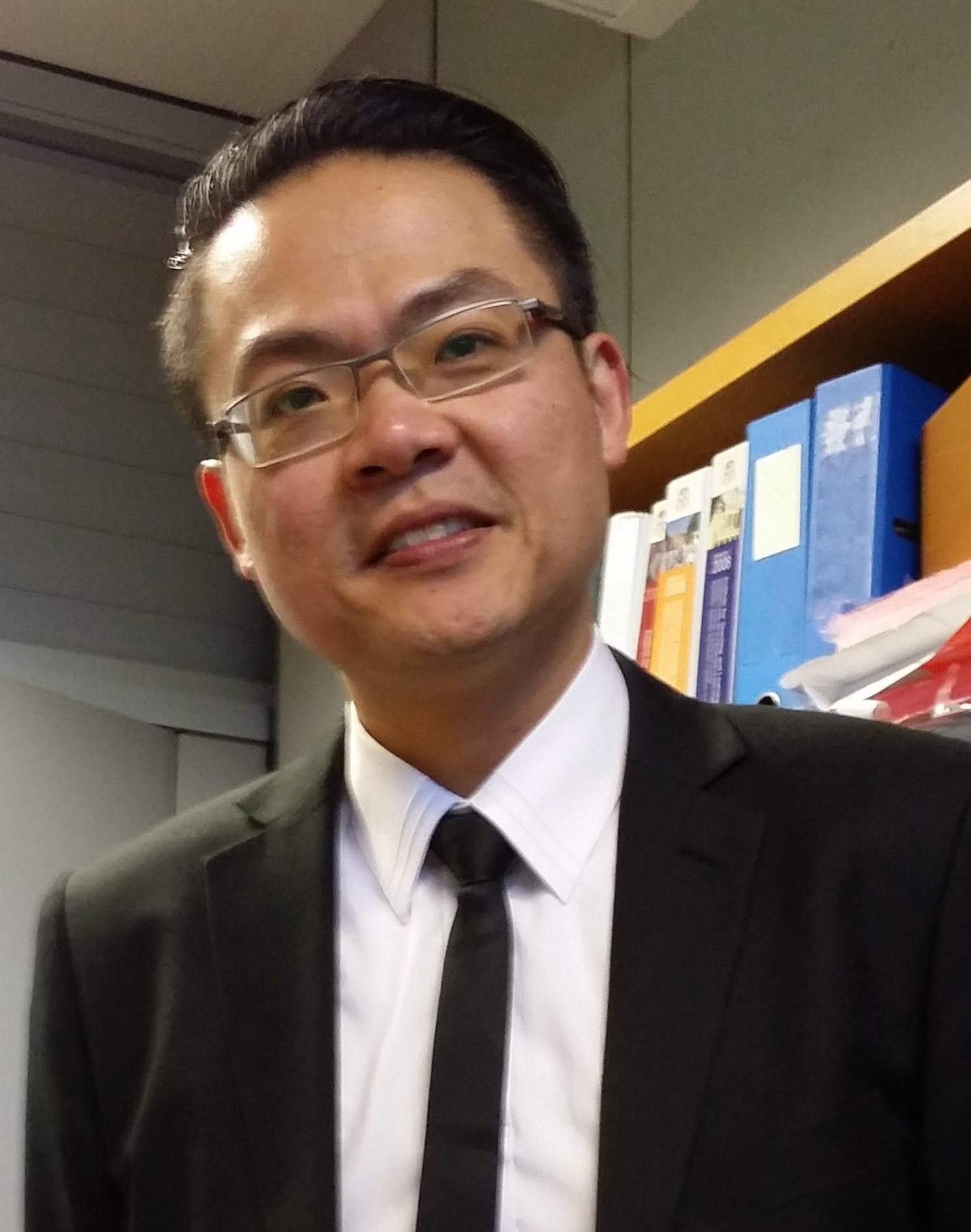 Photo of Benson Lim