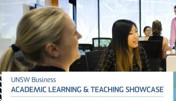 UNSW Business Academic Learning and Teaching Showcase