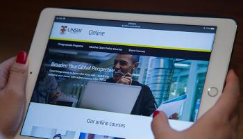 UNSW Online: Creating greater access to world-class education
