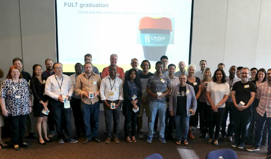 Foundations of University Learning and Teaching (FULT) Program