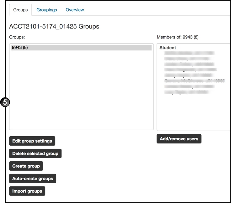 Create a group in Moodle, and assign an activity to it | UNSW