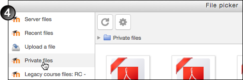 Upload a file to the private files area 3.2.png
